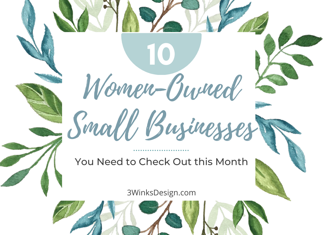 Women-owned small businesses